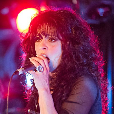 Patti Russo Exclusive to Mark Lundquist Concerts