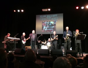 Cliff Bennett & The Rebel Rousers at The Theatre Royal Windsor.