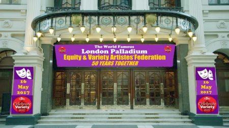 Mark Lundquist interviewed at VAF Equity Celebrations – London Paladium.